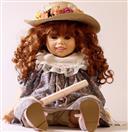 "Pauline's Limited Edition Doll ""BEATRICE"" No. 9 of 950, COA - BJONNESS-JACOBSEN"